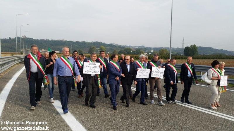 Questa sera Report parla dell'autostrada Asti-Cuneo