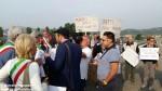 Asti-Cuneo: la protesta dei sindaci davanti al prefetto 1