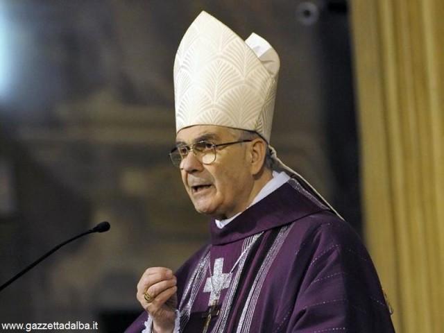 Mons Francesco Ravinale, vescovo di Asti e Amministratore apostolico della diocesi di Alba