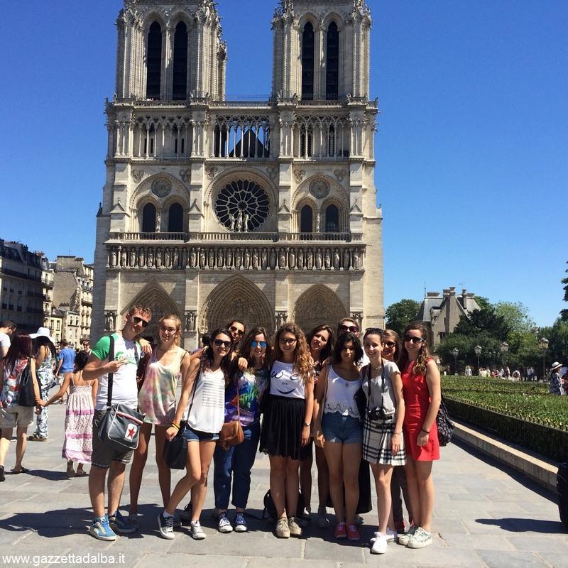scambio liceo govone parigi 3