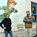 Tutti i murales della scuola Coppino