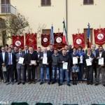 Festa e medaglie per 180 donatori Fidas ceresolesi