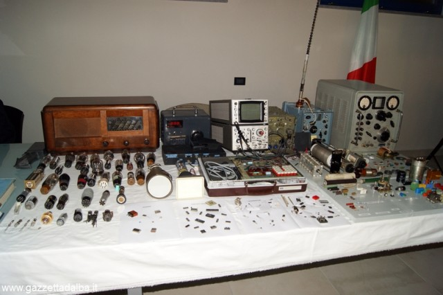 Guarene museo elettronica