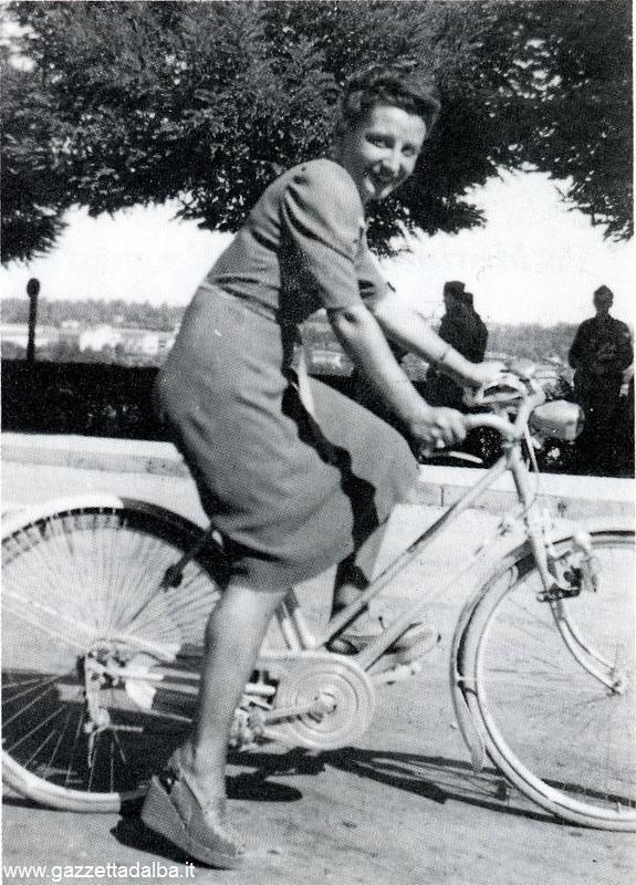 Lucia Boetto partigiana