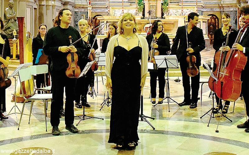 Patrizia Marino orchestra di Guarene