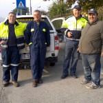Volontari attivi per una città di Canale più pulita