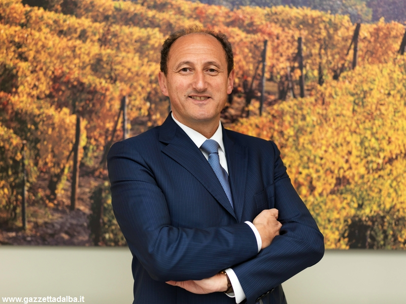 Riccardo Corino, Direttore Generale Banca d'Alba
