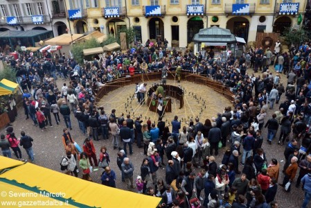 Fine settimana col Baccanale nel centro storico: ecco chiusure e divieti