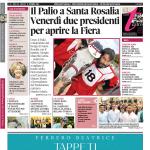 La copertina di Gazzetta d'Alba del 6 ottobre 2015