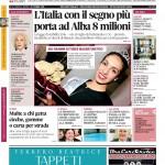 La copertina di Gazzetta d'Alba del 20 ottobre 2015