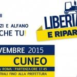 Lega Nord, la Granda a fianco di Salvini