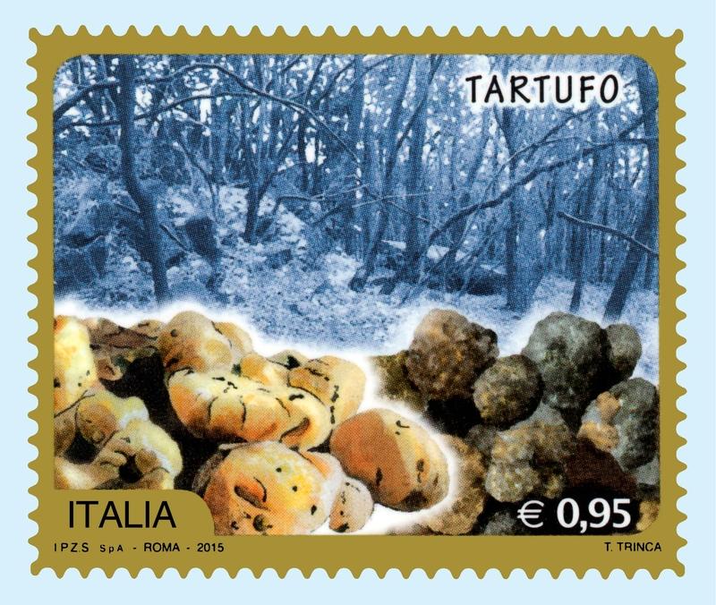 francobollo tartufo