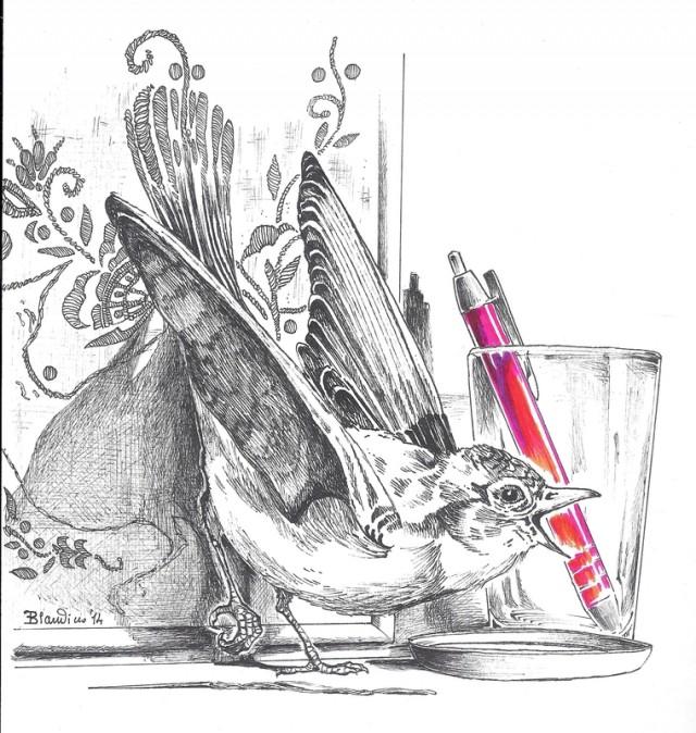 illustrazione di Franco Blandino