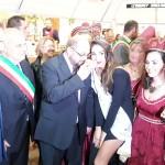 Il presidente del Parlamento europeo Martin Schulz ha inaugurato l'85.a Fiera internazionale del tartufo bianco d'Alba