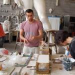 A Mondovì due laboratori per realizzare frutti e ortaggi in ceramica