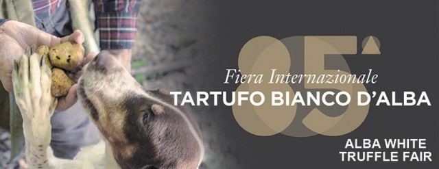 logo fiera tartufo 2015