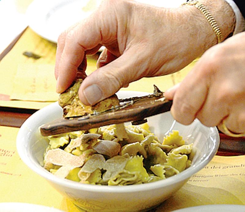 tartufo ravioli