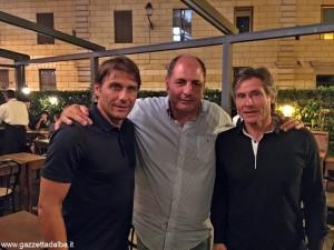 24Mimmo Caruso con Conte e Oriali