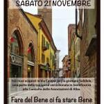 Alba, via Cavour aiuta le associazioni cittadine