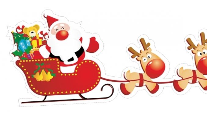 Albauno, Albapiù e Aca portano Babbo Natale nei corsi Piave e Langhe