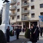 Inaugurata a Canale  una piazza della vittoria tutta nuova
