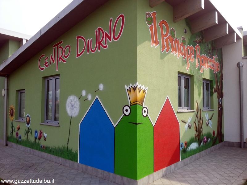 Canale murale ranocchio 3