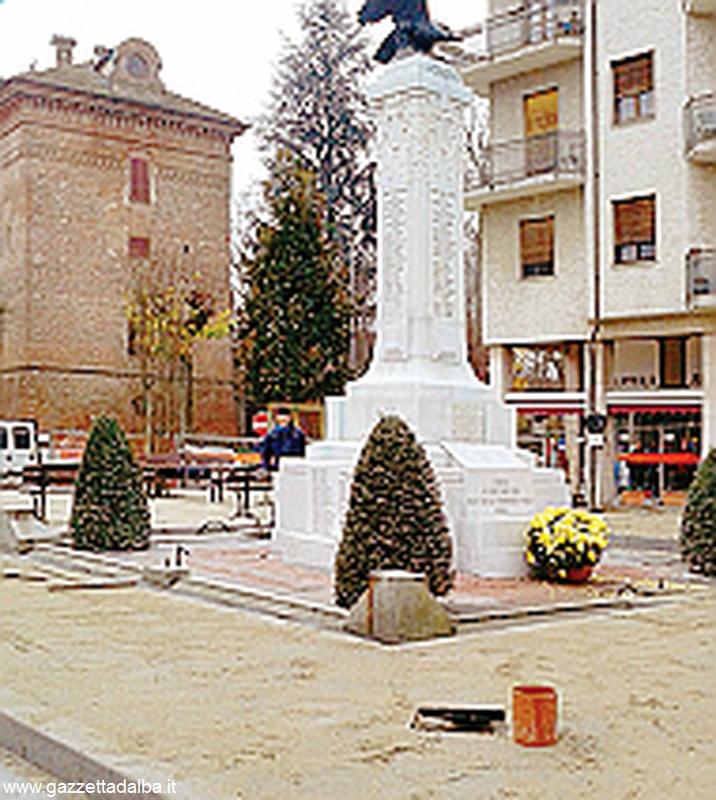 Canale piazza della Vittoria
