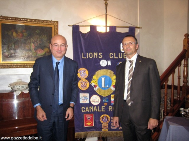 Cazzullo Lions Canale
