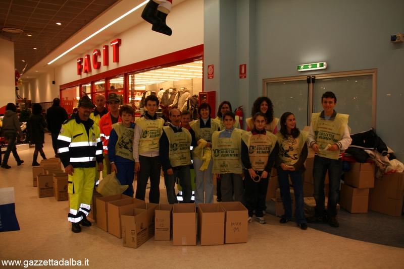 Colletta Banco Alimentare