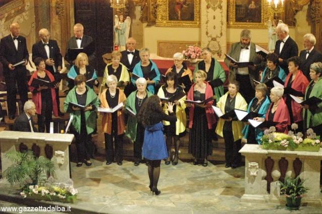 Il Cumbavianae chorus di Cumiana.