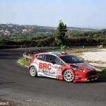 Brc con due auto al rally show di Monza