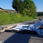 Frane: la Regione suddivide i fondi per i danni del maltempo di marzo