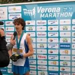 Galliano quarto alla maratona di Verona