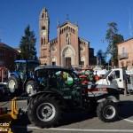 Raduno di trattori d'epoca a Monforte