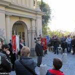 Benedetto il pilone votivo di Santa Vittoria