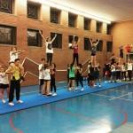 Alba: il catechismo con il cheerleading