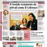 La copertina di Gazzetta d'Alba del 10 novembre 2015