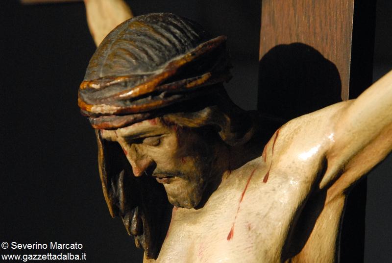 crocifisso padre Girotti