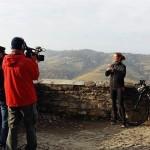 In bici con Filippa Lagerback, le date dell'episodio girato tra  Langhe e Roero