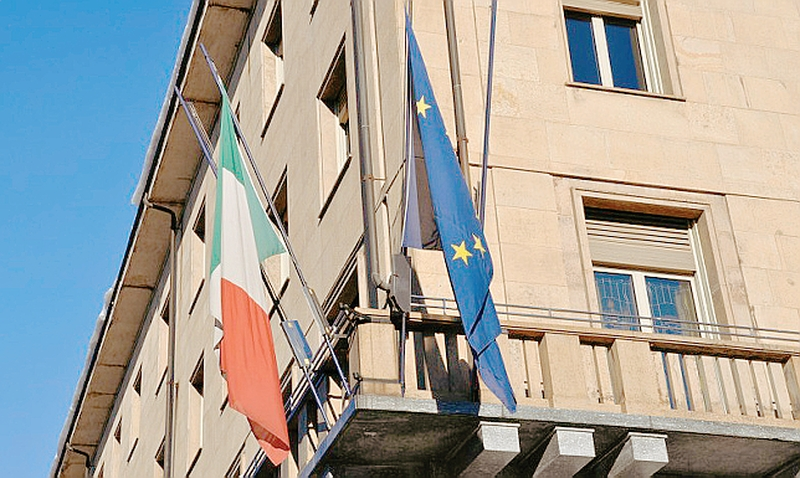 Settantadue Province italiane sull'orlo del dissesto