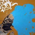 Corporali Ipnotiche, la mostra del pittore albese Enrico Porro