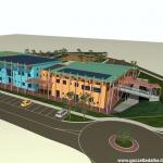 Ricorso contro l'aggiudicazione dei lavori della nuova scuola media della Moretta