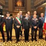 Virgo fidelis: i carabinieri albesi riuniti nel Santuario della Moretta