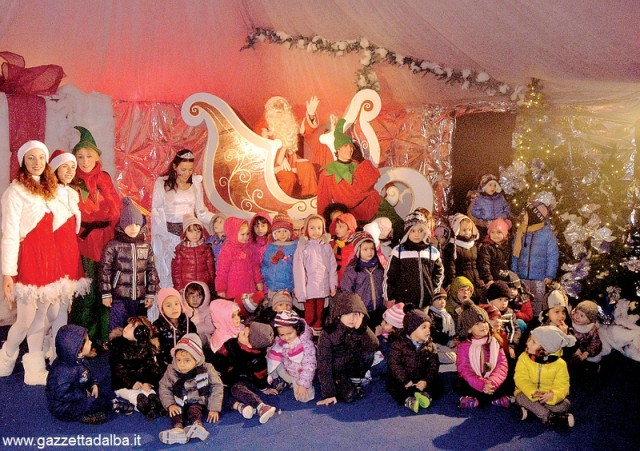 Alba Babbo Natale