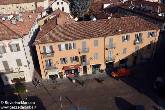 Alba piazza Rossetti 2