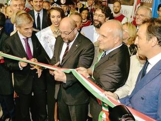 In diretta sulla pagina Facebook di Gazzetta l'inaugurazione della Fiera