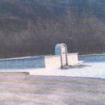 Inaugurazione della nuova fontana a Cossano Belbo