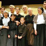 Strì, del Nostro teatro di Sinio, apre la rassegna dialettale al Busca