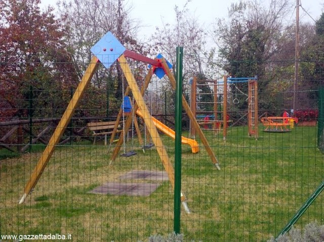 Nuovi giardini Montaldo Roero