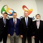 Olimpiadi Rio 2016, Mondo fornitore ufficiale di piste e attrezzature